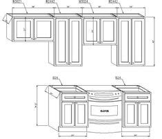 average depth of kitchen cabinets cabinet dimensions cabinetry details in 2019
