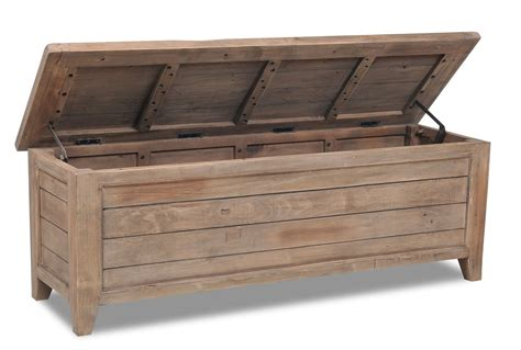 Living Spaces Storage Bench by Everest Blanket Chest Living Spaces 350 Entry Bench