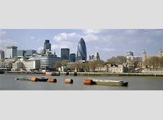 The Gherkin Is Disappearing From London's Skyline Londonist