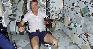 Astronauts Share Hardcore Fitness Tips With Olympian ...