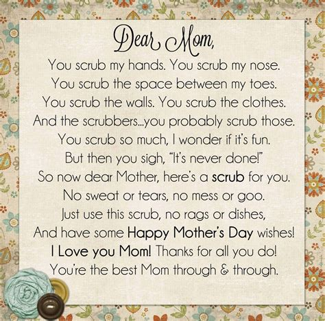dear mom mothers day mothers day pictures mothers day