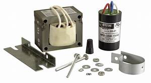 70 Watt High Pressure Sodium Ballast Kits 866