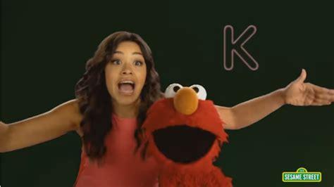 Watch Gina Rodriguez Teach Elmo Abc In Spanish