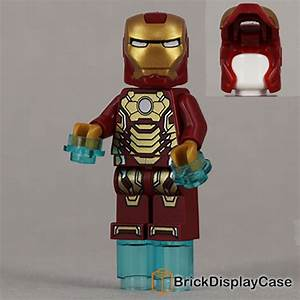 Iron Man Mark 42 Armor - Iron Man 3 - Lego Super Heroes ...