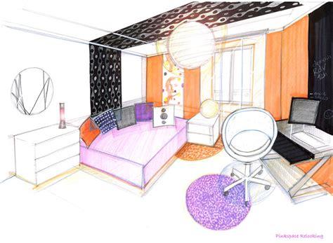 chambre en perspective relooking chambre pop 13 pinkspace clain architecte coach deco