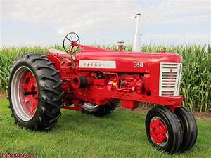 Tractordata Com Farmall 350 Tractor Photos Information