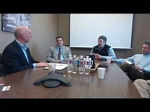 IR Editorial Board meeting with Greg Gianforte - YouTube