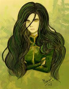 Mother Nature by Marnat5 on DeviantArt