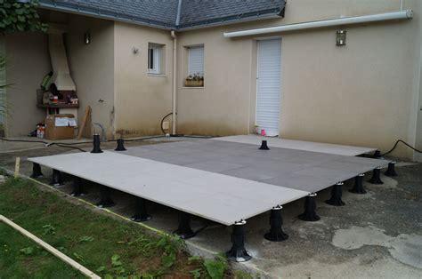 carrelage sur dalle beton terrasse carrelage sur dalle beton nos conseils