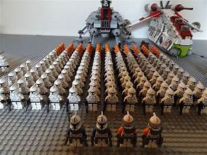 Lego Star Wars Clone Army | This is a update picture of my ...