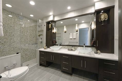 Master bath in Washington DC designed by Jennifer