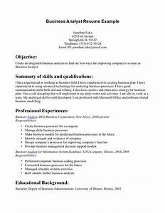 business admin resume free excel templates With resume samples for it company