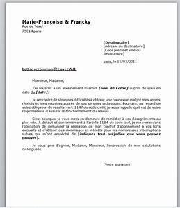 Lettre Declaration Sinistre : ufc et journ e des droits du consommateur 12 lettres types ~ Gottalentnigeria.com Avis de Voitures