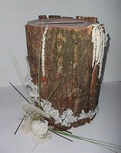 urne mariage nature chic With deco entree de maison 15 urne mariage nature 5 deco