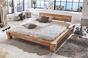 Was Ist Ein Futonbett : balkenbett futonbett bett sorbon 200x200cm massivholz buche ge lt kaufen bei sylwia lesniewska ~ Markanthonyermac.com Haus und Dekorationen