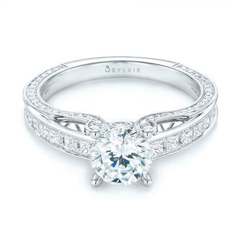 women s diamond engagement ring 103077
