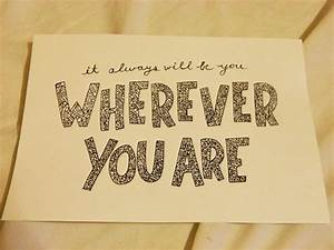 Wherever You Are- 5SOS | 5SOS | Pinterest