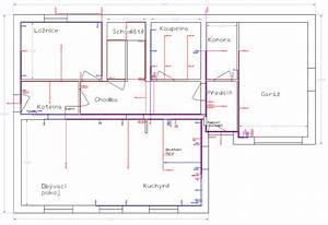 Schéma elektroinstalace rodinného domu