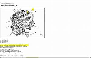 Need Help On A 2011 Chevy Equinox 2 4 L Engine  The