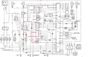 1990 Toyotum Supra Engine Diagram by Toyota 22re Wiring Diagram