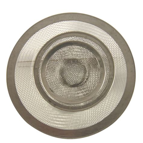 kitchen sink strainer parts mesh kitchen sink strainer in stainless steel value pack