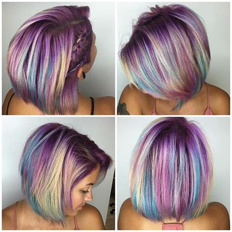 unicorn hair color 10 colors that will make you wish you had unicorn hair