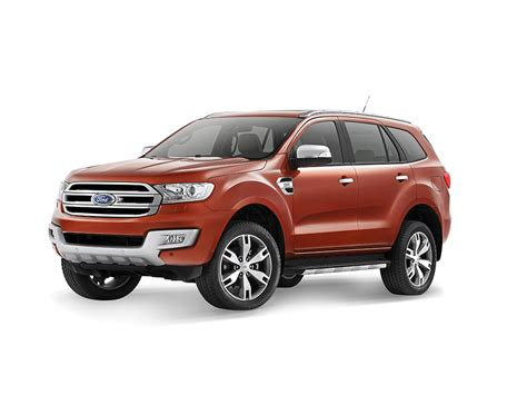 ford s new 2016 everest destroyed by fire during