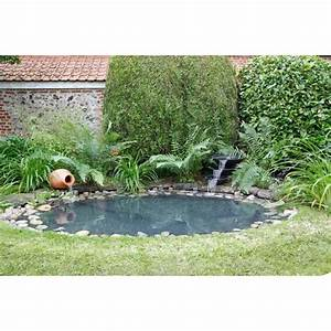 bassin de jardin liner en kit video achat vente bassin With superb amenagement jardin avec bassin 5 bassin