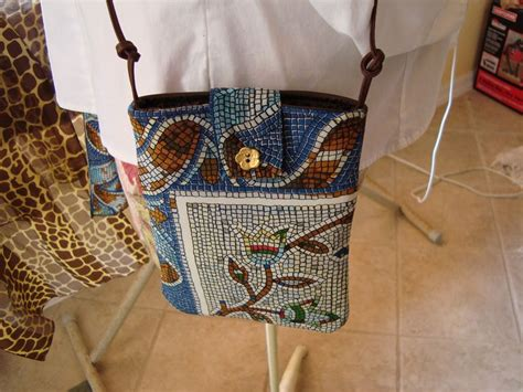 ticklepie new passport bag using hermes mosaic pavement scarf one of the all time best scarf