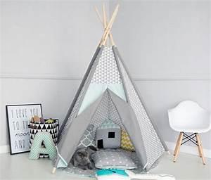 Tipi Zelt Mädchen : tipi tipi wigwam zelt kinder tipi zelte zelt playtent von renomad kindertr ume kinder tipi ~ Orissabook.com Haus und Dekorationen