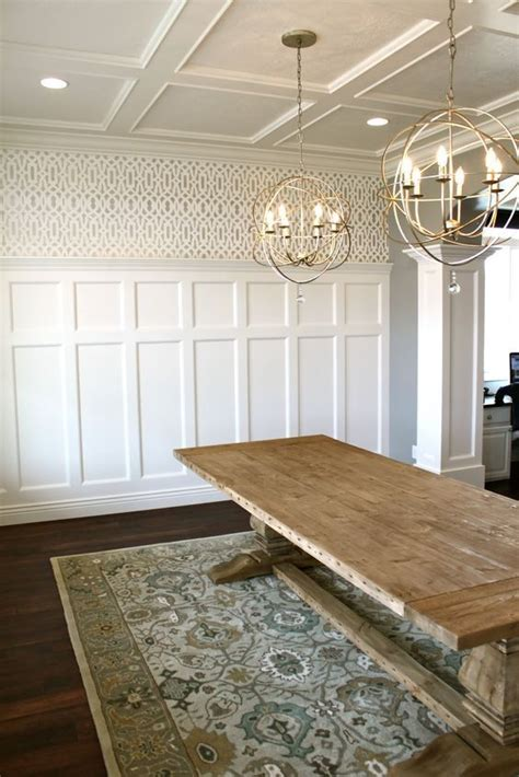 dining room molding ideas 37 ceiling trim and molding ideas to bring vintage chic