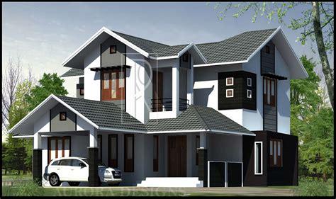 modern house names  kerala modern house