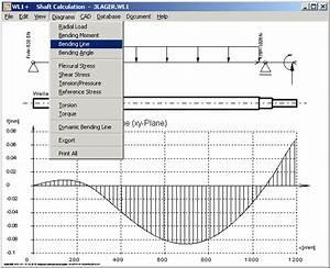 Wl1  Shaft Calculation