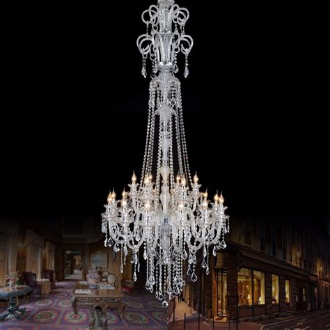 Oversized Chandeliers by 15 Photos Large Chandelier Lighting Chandelier Ideas