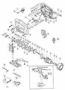 Makita 4302c Parts List