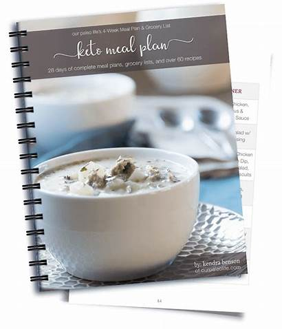 Keto Meal Plan Grocery Recipes Shopping Ourpaleolife