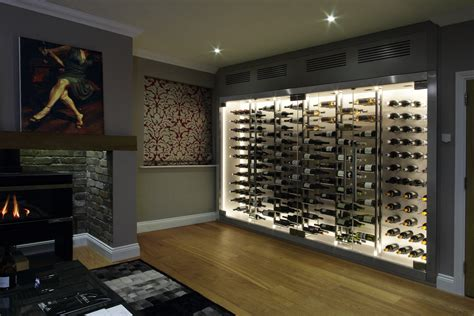 basement   cellar   luxury wine cave