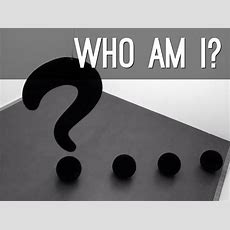 Who Am I By Dave Monk