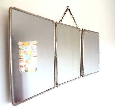 meuble de cuisine miroir triptyque les happyvintage
