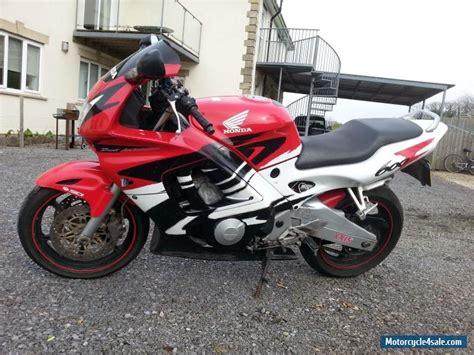 honda cbr 600 f3 honda cbr 600 f3 1998 motorcycle for sale in united kingdom