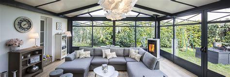 veranda extension cuisine véranda salon votre espace salon aménagé dans une véranda