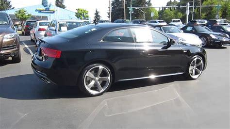 2014 Audi S5, Brilliant Black