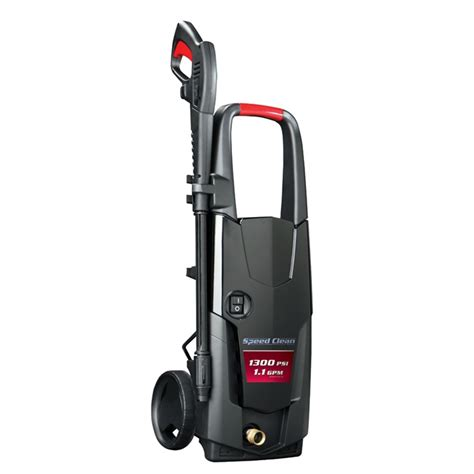 Reviews Briggs & Stratton B&s Speed Clean Electric