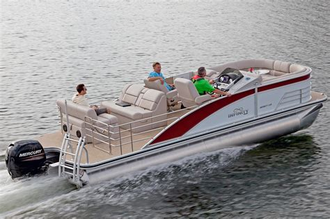 Pontoon Boat Sale Texas by 2016 New Lowe Infinity 250 Cl Pontoon Boat For Sale