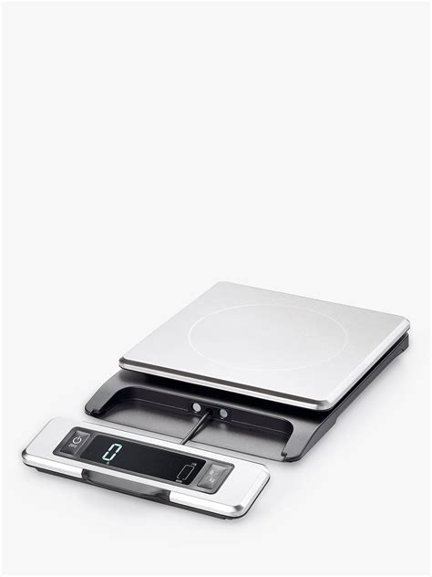 oxo good grips stainless steel electronic kitchen scale