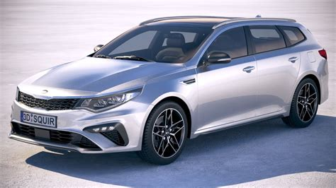 Kia Optima Sportswagon 2019