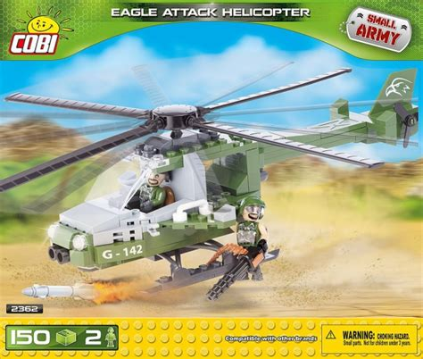 Construction Toy By Cobi 2362 Eagle Attack