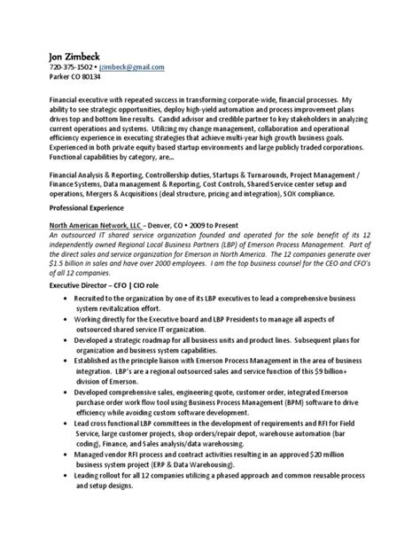 professional summary resume real resumes for