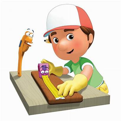 Handy Manny Rusty 3d Clipart Photoshop Finished