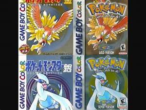 Johto Trainer Battle - Pokémon Gold/Silver/Crystal - YouTube
